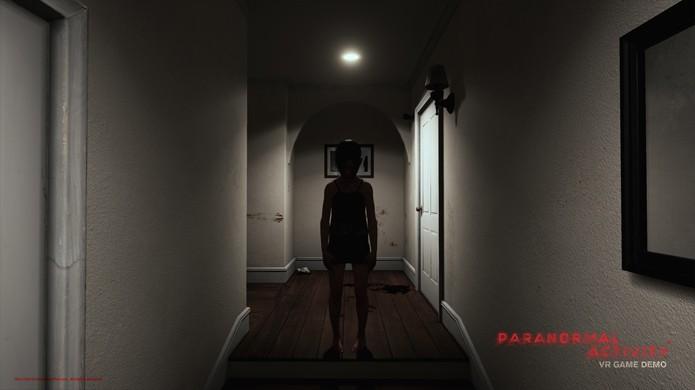 Paranormal Activity VR traz a atmosfera dos filmes Atividade Paranormal para o PlayStation VR (Foto: Reprodução/Hardcore Gamer)