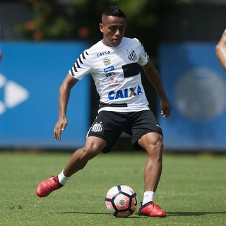Vladimir Hernández - Santos (Foto: Ivan Storti/Santos FC)