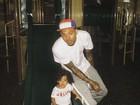 Mãe de filha de Chris Brown quer  US$ 15 mil de pensão, diz jornal