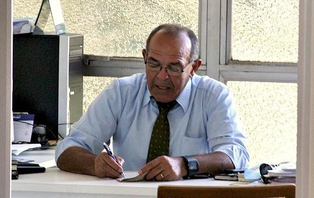José Roberto Moreira Rocha secretário do TJD=24-01-2012 (Foto: Frank Cunha / Globoesporte.com)