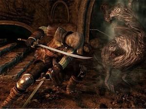 Cena de 'Dark Souls II', RPG com alto nível de dificuldade (Foto: Divulgação/Namco Bandai)