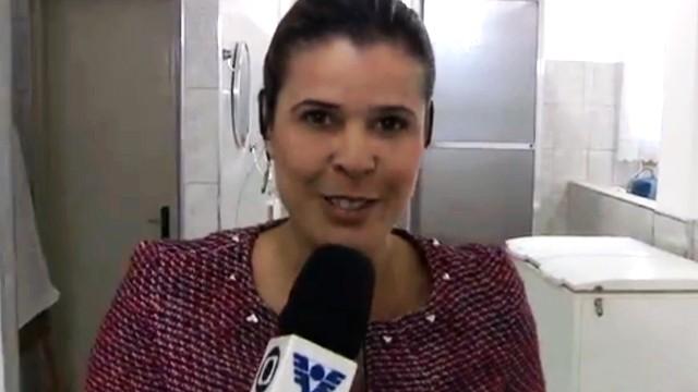 Nina Barbosa - Repórter (Foto: Foto Reprodução)