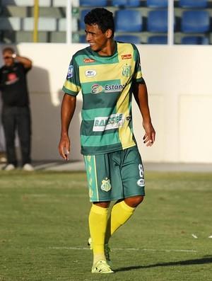 Rafael, Estanciano, Série D (Foto: Osmar Rios / GloboEsporte.com)