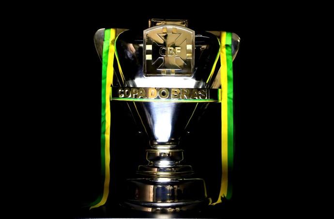 troféu taça copa do Brasil (Foto: Editoria de Arte)