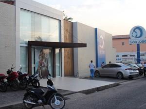 Instituto Educacional São José, Em Teresina. (Foto: Ellyo Teixeira/G1)