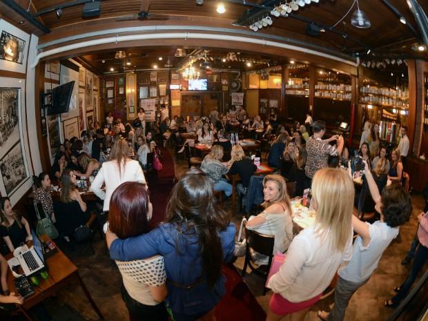 'Terapia de Bar' já foi realizado três vezes na capital paranaense (Foto: Carlos Henrique / Divulgação)