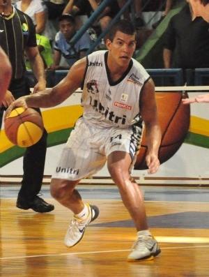 NBB Uberlândia - Robby Collum (Foto: Marcos Ribeiro/Divulgação)