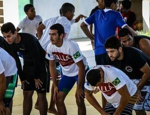 Wrestling al (Foto: Adriano Teixeira)