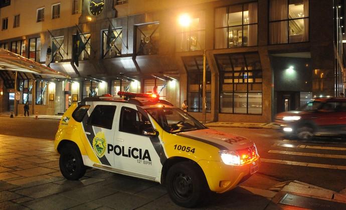 Hotel Flamengo Curitiba (Foto: André Durão)