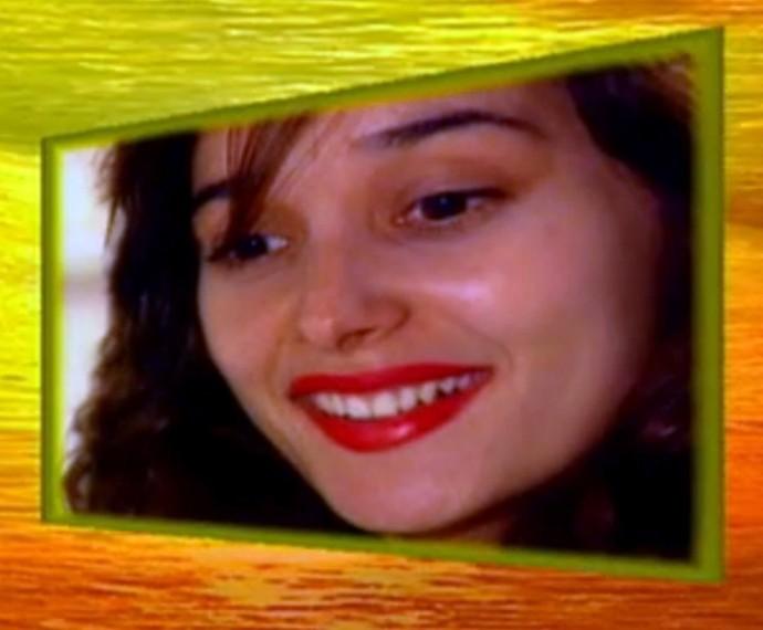 Daniela Perez completaria 45 anos em 11 de agosto de 2015 (Foto: Vídeo Show/TV Globo)