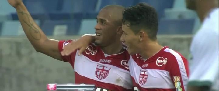 Melhores momentos de Luverdense 1x1 CRB, pela segunda rodada do Brasileiro