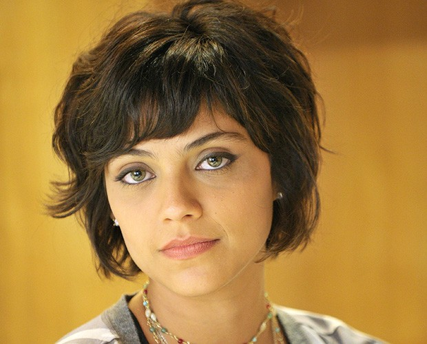 Miriam (Letícia Persiles) na novela 'Amor Eterno Amor' em 2012 (Foto: João Miguel Junior / TV Globo)