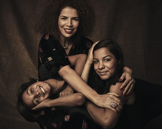 Vanessa da Mata, Micael & Bianca (Foto: Gustavo Zylbersztajn (SD MGMT))