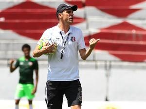 Milton Mendes Santa Cruz (Foto: Marlon Costa/ Pernambuco Press)