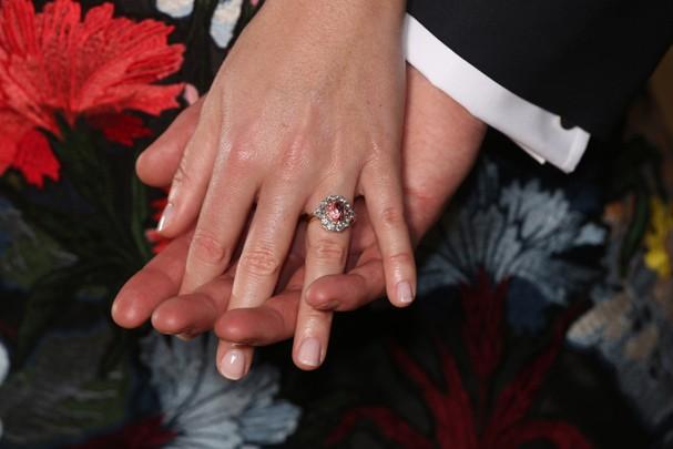 Princesa Eugenie e seu noivo (Foto: Getty Images)