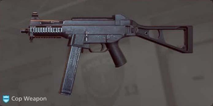 UMP-45 (Foto: Reprodução/IGN)