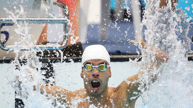 Daniel Dias 50m borboleta paralimp&#237;adas (Foto: Getty Images)