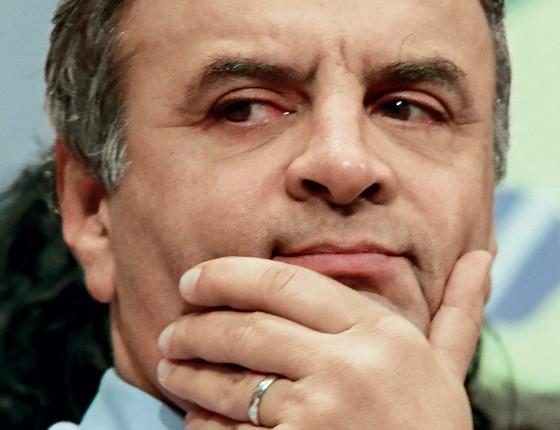 STF decide afastar novamente Aécio Neves do Senado