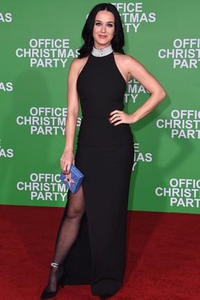 Katy Perry em première de filme em Los Angeles, nos Estados Unidos (Foto: Valerie Macon/ AFP)
