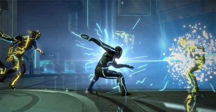 Tron Evolution (Foto: Divulgação/Disney)