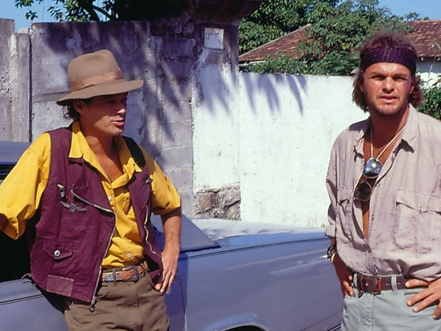 Juba e Lula (Foto: reproduo)