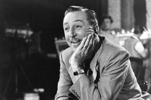 O americano Walt Disney (Foto: Getty Images)