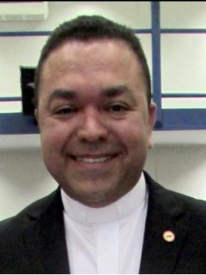 Padre Edmilson foi nomeado bispo auxiliar da Arquidiocese de Manaus (Foto: Divulgação/Arquidiocese de Manaus)