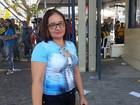 Mulher faz Enem com camisa religiosa e se surpreende com tema da redação