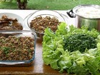 Aprenda a fazer virado de feijão verde