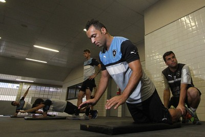 Daniel Carvalho, Botafogo (Foto: Vitor Silva / SSPress)