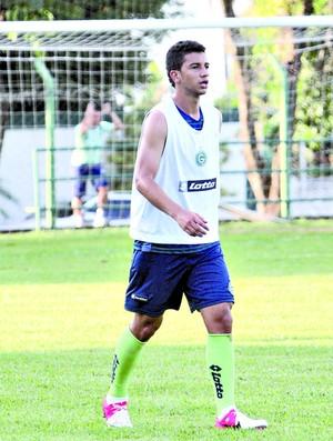 Renan Oliveira, meia do Goiás E.C. (Foto: O Popular)