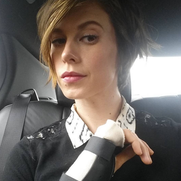 A modelo Elettra Rosselini Wiedemann (Foto: Instagram)