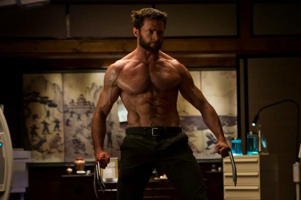 Hugh Jackman como Wolverine (Foto: Reprodução)