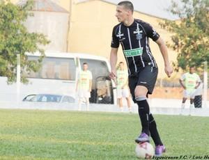 Robert atacante do Figueirense convocado para a Seleção Sub-20 (Foto: Luiz Henrique, FFC)