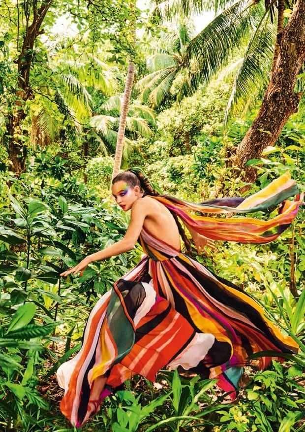 Josephine Skriver (Foto: Giampaolo Sgura / Arquivo Vogue Brasil)