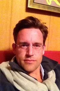 O francês Nicolas Reille, um dos sócios do site (Foto: Arquivo pessoal/Nicolas Reille)