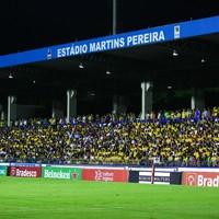 Martins Pereira recebeu clássico do rugby (João Neto/Fotojump)