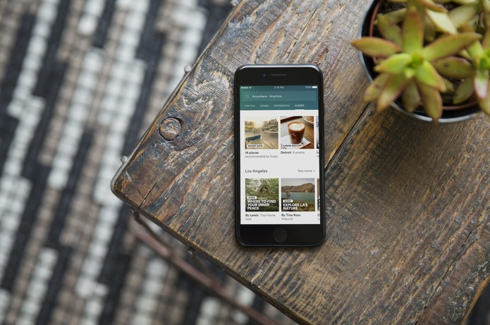 """Airbnb lança """"Experiences"""" e """"Places"""" na plataforma Trips (Foto: Divulgação/Airbnb)"""