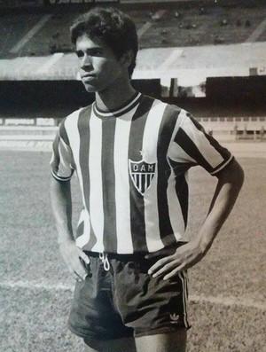 Cininho ex-jogador do Atlético-MG (Foto: Alcino Nicolau)