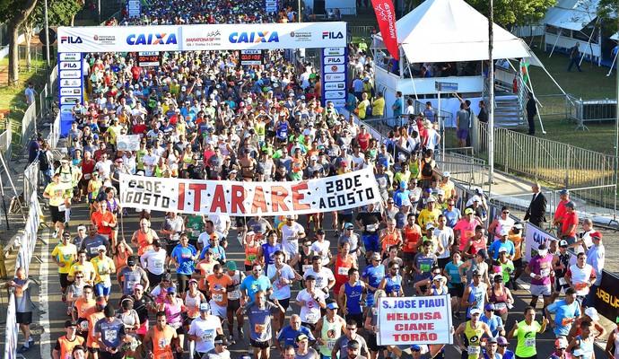 euatleta maratona de sp 2016 (Foto: Marcos Ribolli)