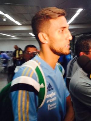 Rafael Marques Palmeiras (Foto: Fabricio Crepaldi)