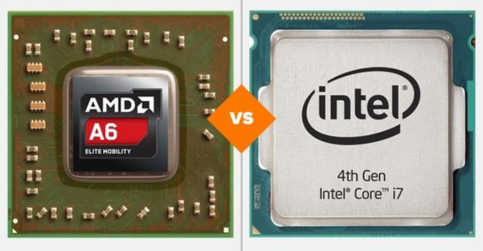 AMD ou Intel: confira qual marca promete grandes lançamentos em 2016 (Foto: Arte/TechTudo)