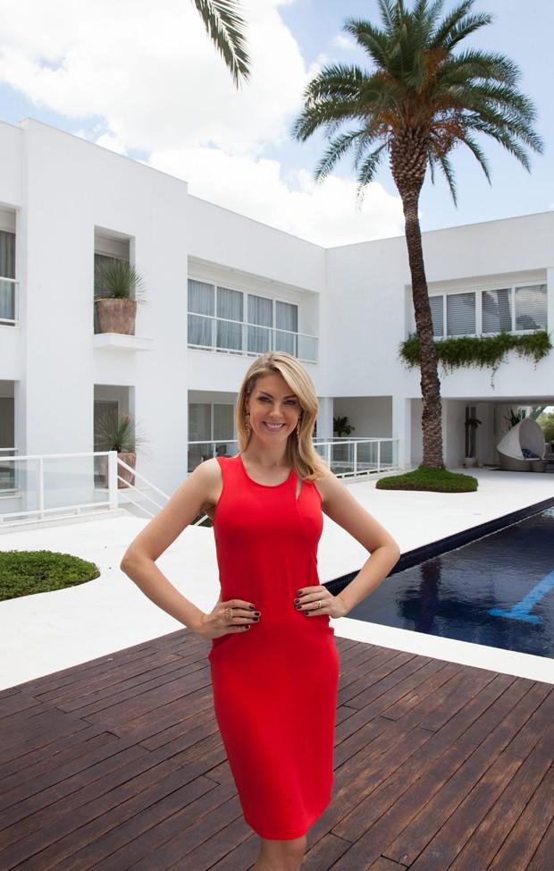 Ana Hickmann (Foto: Ed. Globo)