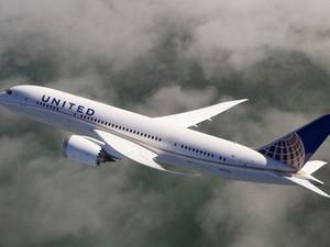 Imagem não datada mostra Boeing 787 Dreamliner (Foto: AFP)