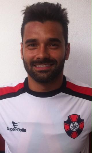 Felipe Sanchez - goleiro Moto (Foto: Divulgação / Moto Club)