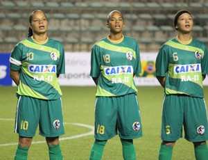 Ascoop x Vasco Campeonato Brasileiro Feminino de Futebol (Foto: Fabrício Marques)