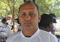 Técnico Gilmar Calonga (Foto: Hélder Rafael)