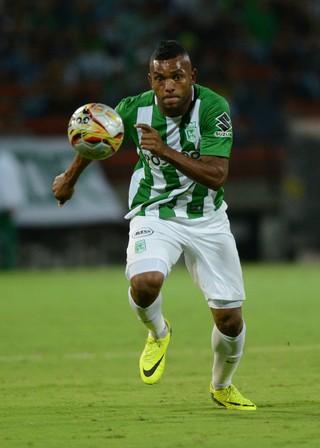 Miguel Borja Atlético Nacional (Foto: Divulgação)