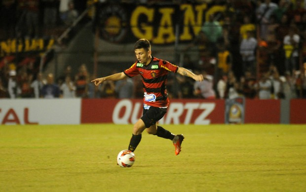 lucas lima sport (Foto: Aldo Carneiro / Pernambuco Press)