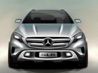 Mercedes-Benz revela a primeira imagem do SUV compacto GLA